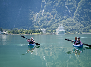 Leisure facilities on Black Watch - Sports, Activities & Entertainment ©Fred.Olsen Cruise Lines