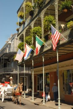 USA, Louisiana, New Orleans, French Quarter, Group Travel, Group Tour, US City Break NCN
