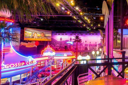 Front Lot in Walt Disney Studios® Park ©Disney