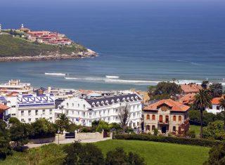 Gran Hotel Suances, Cantabria, Spain