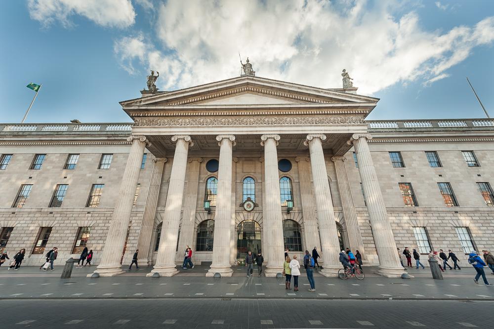 GPO Witness History Visitor Centre, Dublin, Ireland