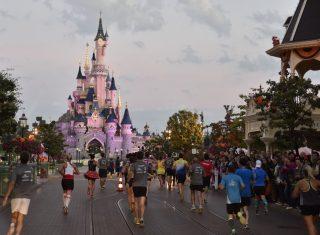 Disneyland Paris Half Marathon 2017 ©Disney