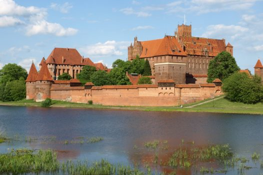 Poland, Gdansk, Marlbork castle, group travel, © Gdansk Tourism Organization