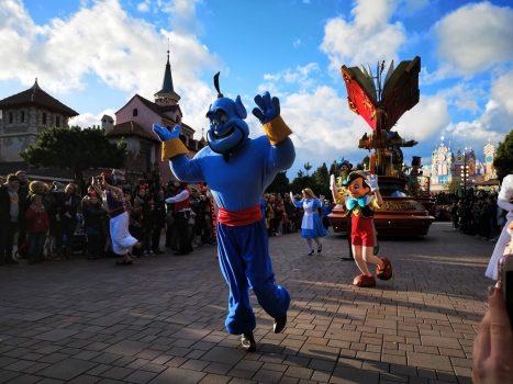 Genie - Stars on Parade
