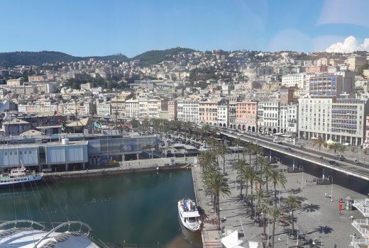 Genoa, Liguria, Italy, group travel