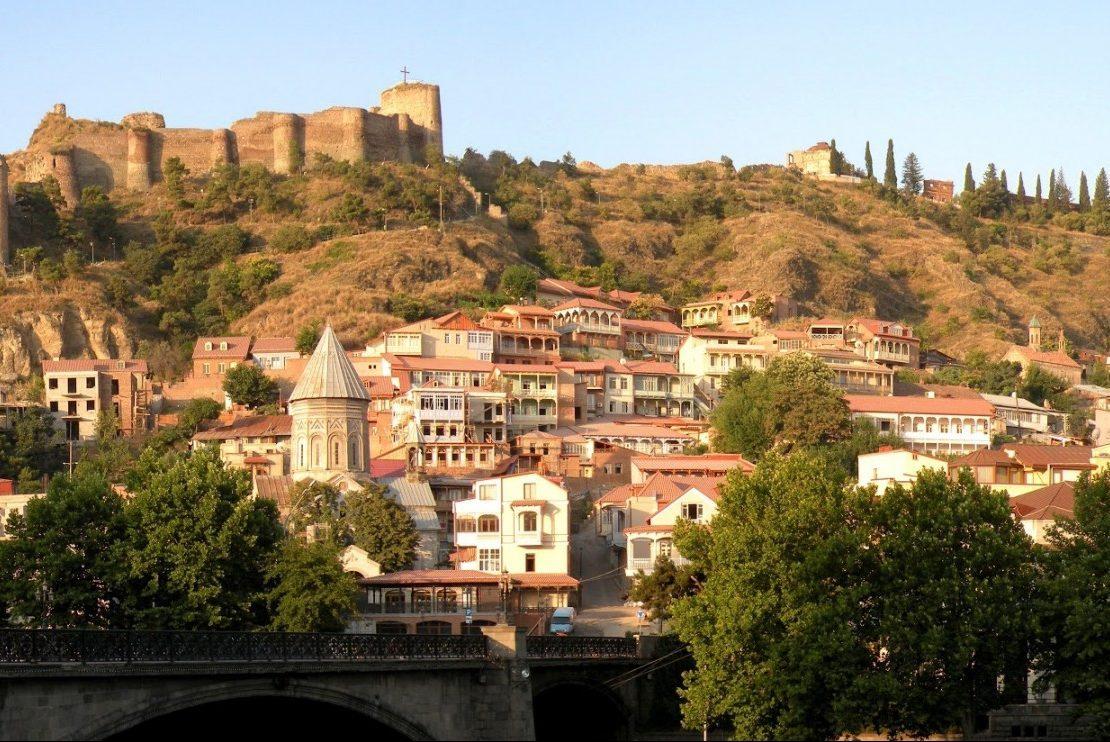 Tbilisi Tskneti Mountain Villa Tbilisi City Georgia: Tbilisis And Gorgeous Villages
