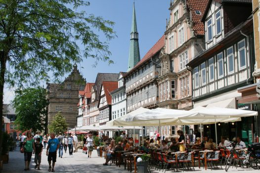 Germany, Fairytale road, fairytale route, Hamelin, Pied piper of hamelin, © German Fairy-Tale Route