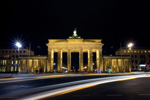 Brandenburg Gate © PT Wilding