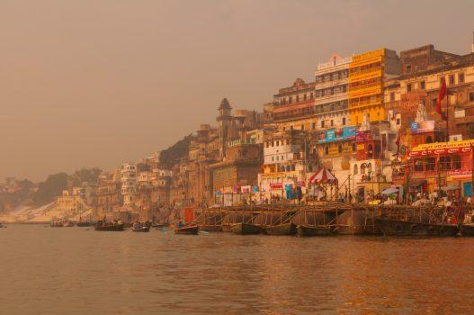 Ghat, Varanasi, India NCN