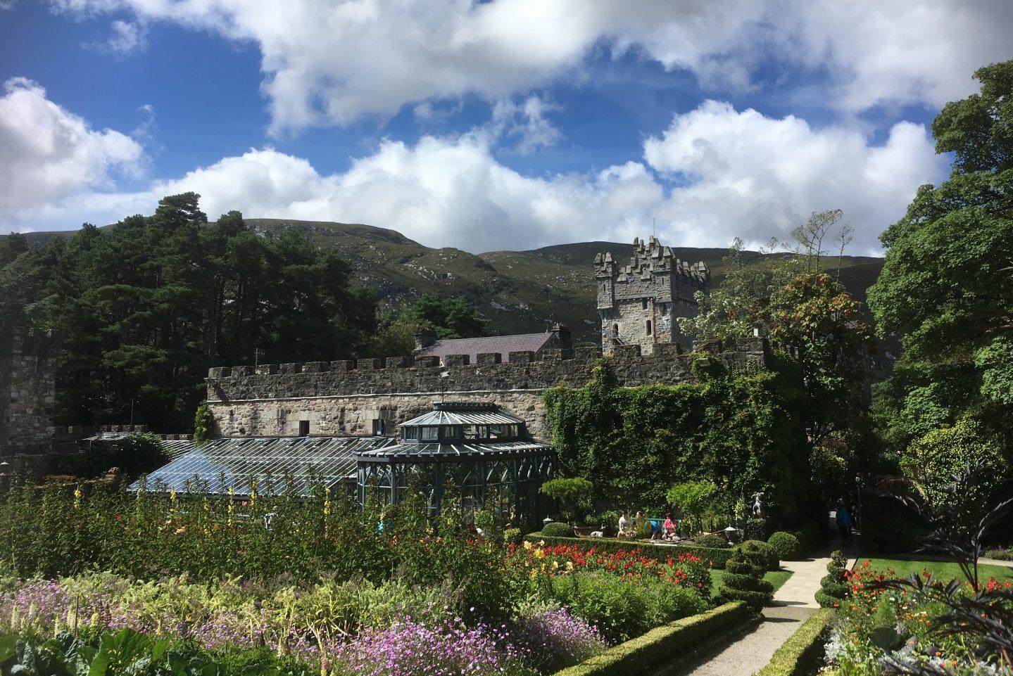 Glenveagh Castle and Gardens,