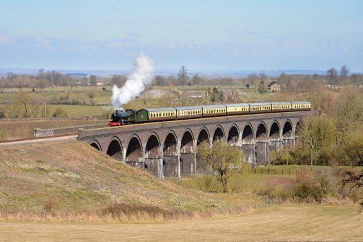 Gloucestershire Warwickshire Steam Railway Viaduct © Gloucestershire Warwickshire Steam Railway Regency