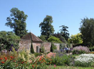 Godinton House walled garden