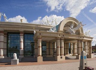 Great Hall entrance © The intu Trafford Centre