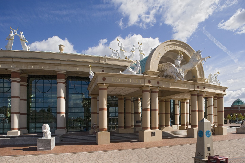 Great Hall entrance © The intu Trafford Centre