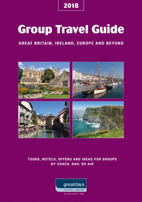 Group Travel Brochure