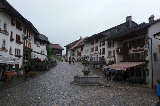 Gruyeres Village