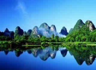 Li River, Guilin, China NCN