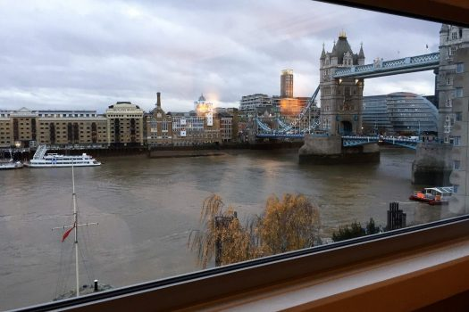 Guoman Tower Hotel, London - Room with a view