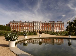 Hampton Court ©hrp.org.uk