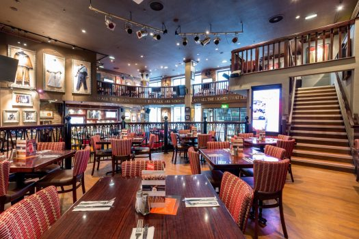 Hard Rock Cafe Manchester - Interior
