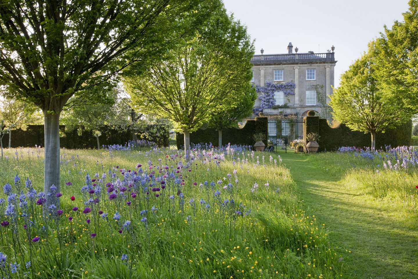 Highgrove Royal Gardens, Gloucestershire - House and Gardens (NCN)