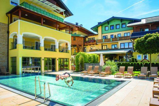 Hotel Brückenwirt, St Johann im Pongau, Austria