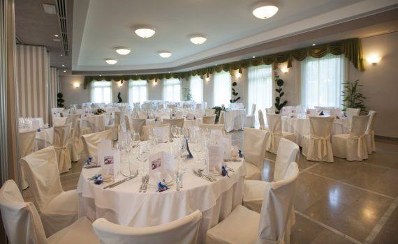 Hotel Cavalieri Bra, Piedmont, Italy - Dining Room