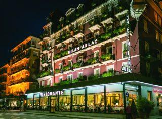 Hotel Milan Speranza au Lac, Stresa, Lake Maggiore (c) Hotel Milan Speranza au Lac