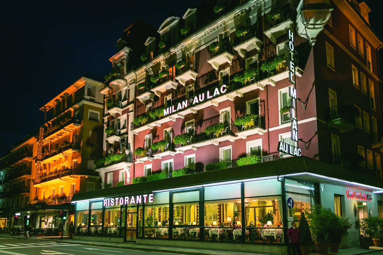 Hotel milan speranza au lac stresa lake maggiore c for Hotel milan