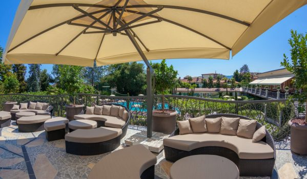 Hotel Simplon, Lake Maggiore, Baveno, Italy - Lounge Terrace (NCN-1)