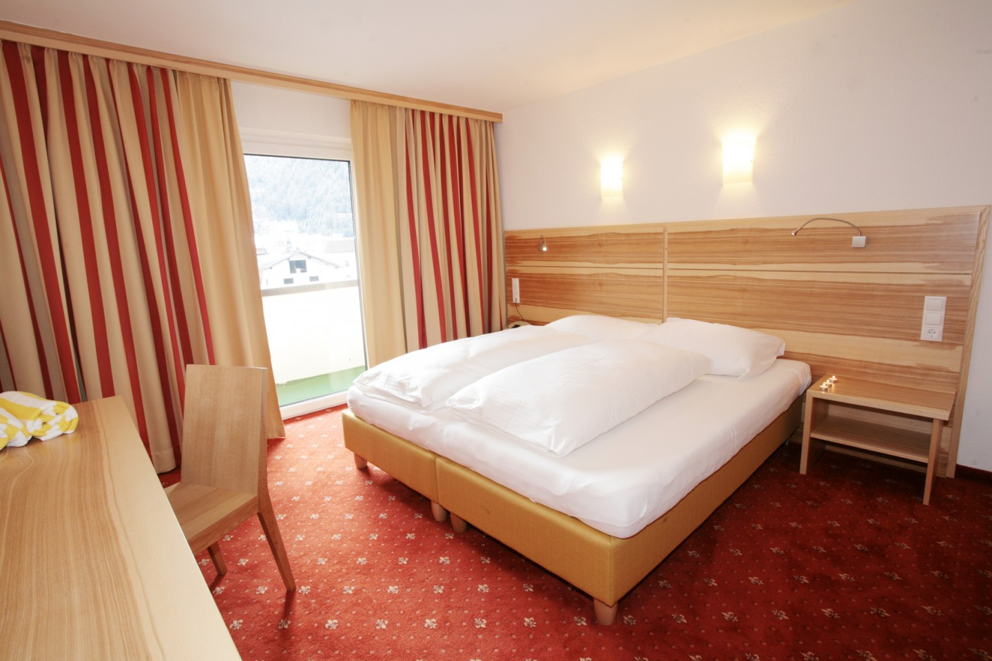 Hotel Tyrol In Pfunds Double Room Greatdays Group Travel