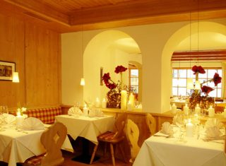 Hotel Tyrol in Pfunds - restaurant