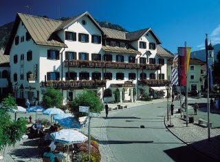 Hotel Wittlesbach Oberammergau