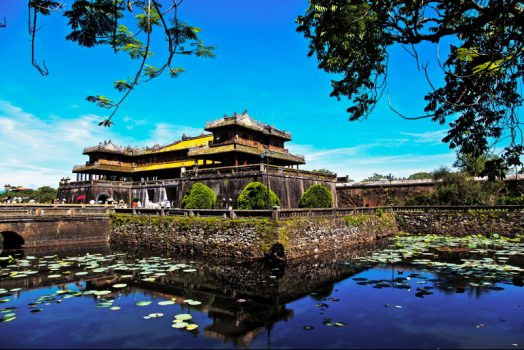 Southeast Asia, Vietnam, Hue, Citadel, Imperial city, © Easia Travel