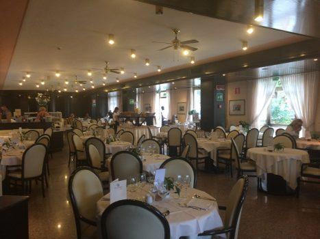 Hotel Drago, Assenza di Brenzone