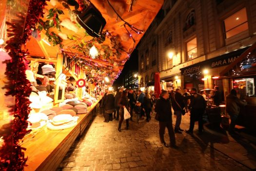 France, Reims Christmas Markets, Champagne region, group tour, group travel
