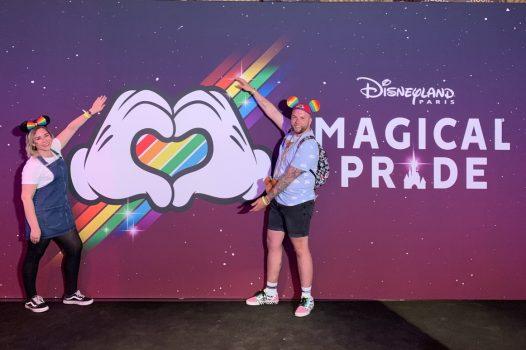 Magical Pride at Disneyland® Paris