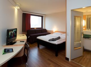 Ibis Wien Mariahilf double room
