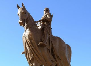 Pilkington Jackson Statue of Robert The Bruce © National Trust for Scotland