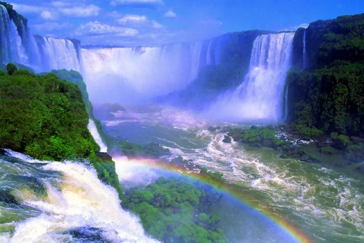 Igassu Falls, Brazil