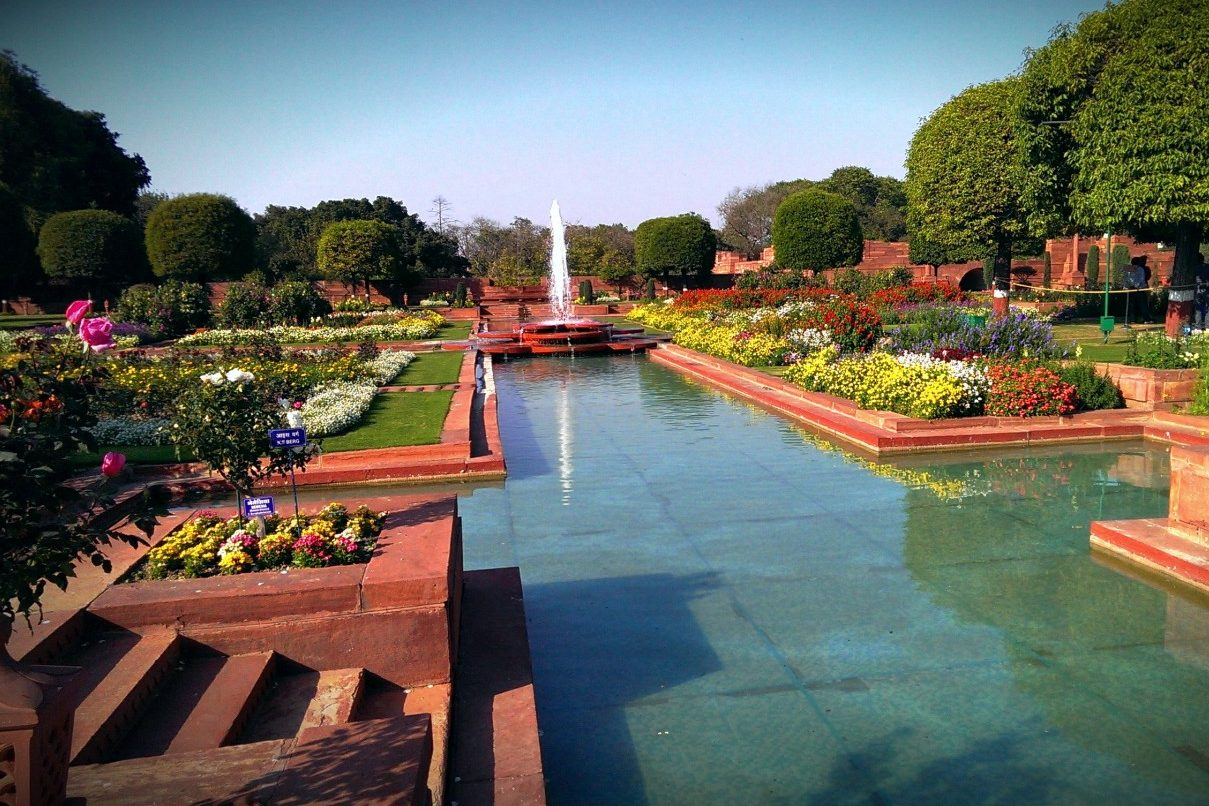 WAFA 2020 Jaipur Group tour to India, India flower tour, mughal gardens Delhi,