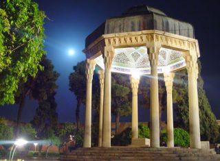 Iran, Shiraz, Hafez tomb, poet, literature (NCN)