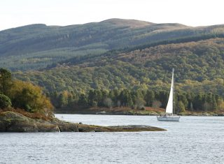 Isle of Bute, Argyll, Scotland - Sailing On The Kyles Of Bute © VisitScotland, Paul Tomkins EXPIRES 3.12.2021