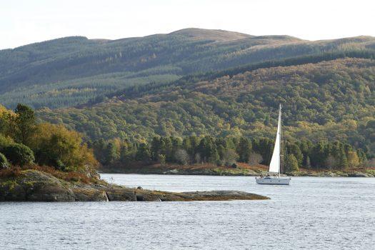 Isle of Bute, Argyll, Scotland - Sailing On The Kyles Of Bute © VisitScotland, Paul Tomkins EXPIRES 3.12.2021