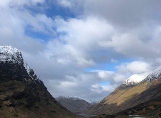Isle of Glencoe, Scotland - Fam Trip March 201