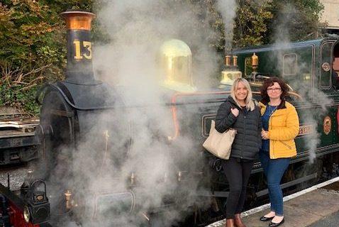 Isle of Man Steam Train, Isle of Man