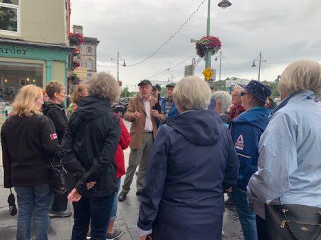 Jack Burtchaell Waterford Walking Tour, Ireland