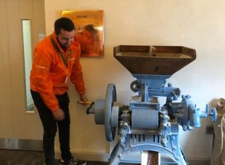 James in Slane Castle Distillery (NCN)