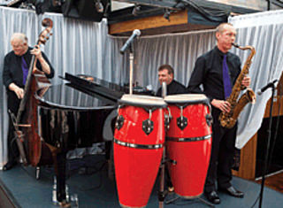 Jazz Band on Bateaux London © Bateaux London