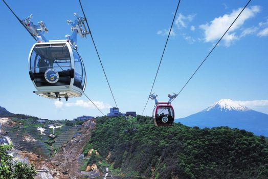 Kanagawa, Hakone town & Mt Fuji zgOdakyu Electric Railway, Japan national tourism organization
